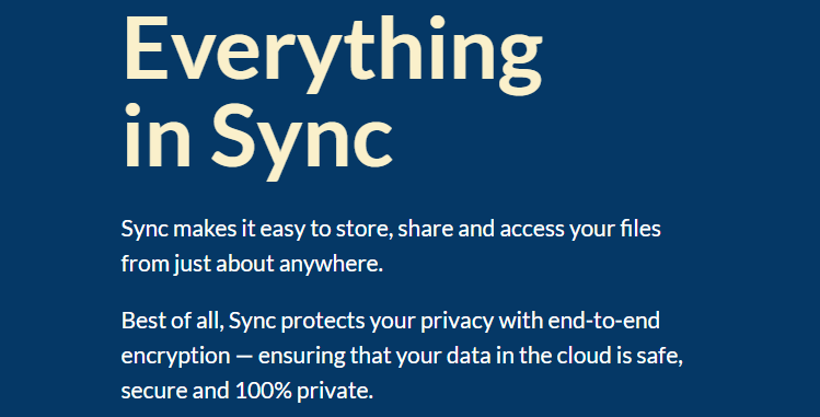 Sync--best-cloud-storage-for-photos