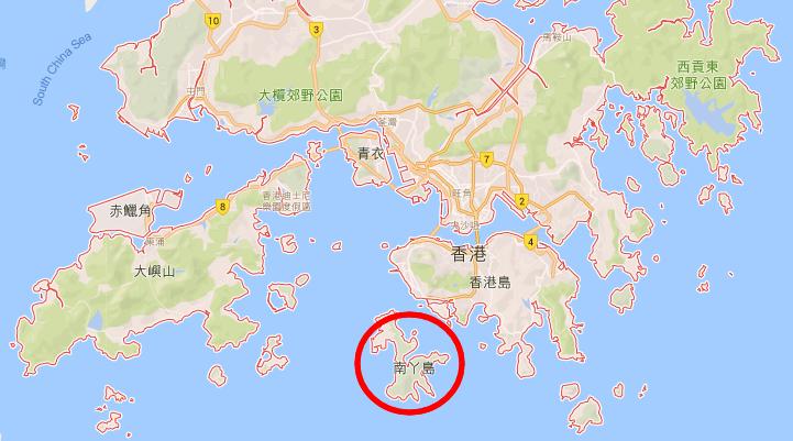 C:\Users\loverabbit\Desktop\港澳\南Y島\新增資料夾\香港 - Google 地圖.png