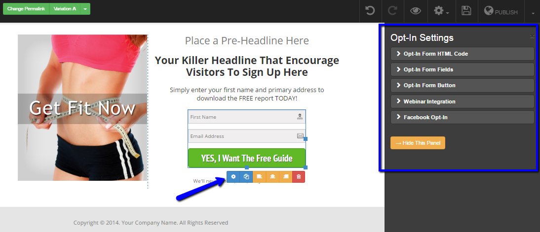 How to Integrate InstaBuilder with UpViral? : UpViral