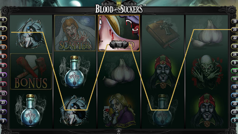 Blood Suckers II online slot