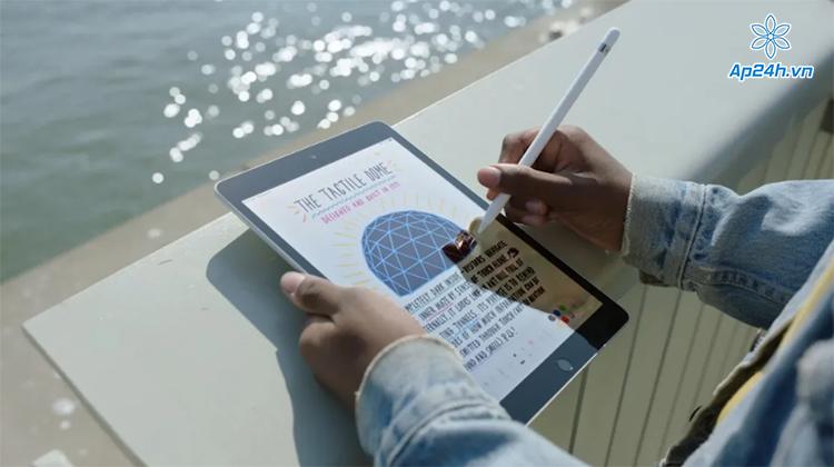 Ra mắt iPad 9
