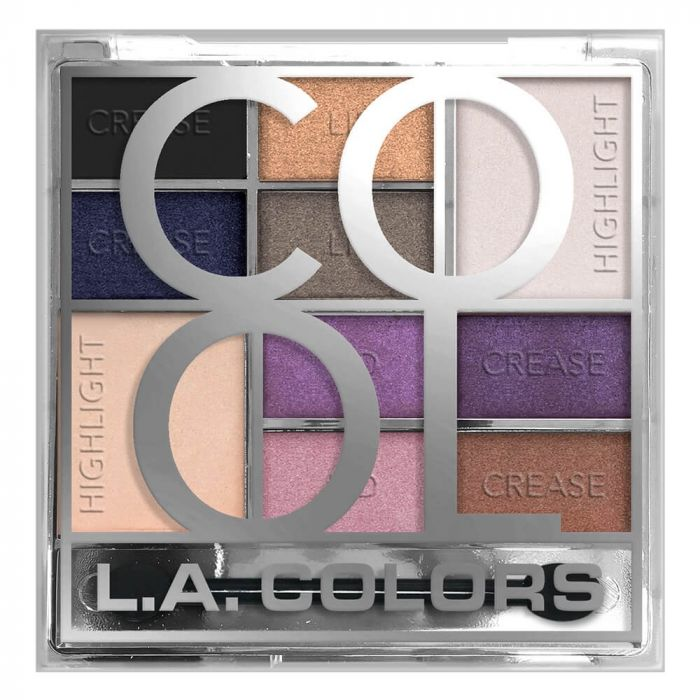 LA Colors Eye Shadow