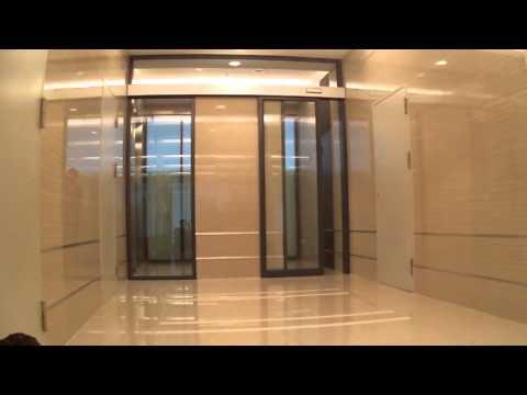 Cửa tự động được cấu tạo gồm nhiều bộ phận khác nhau