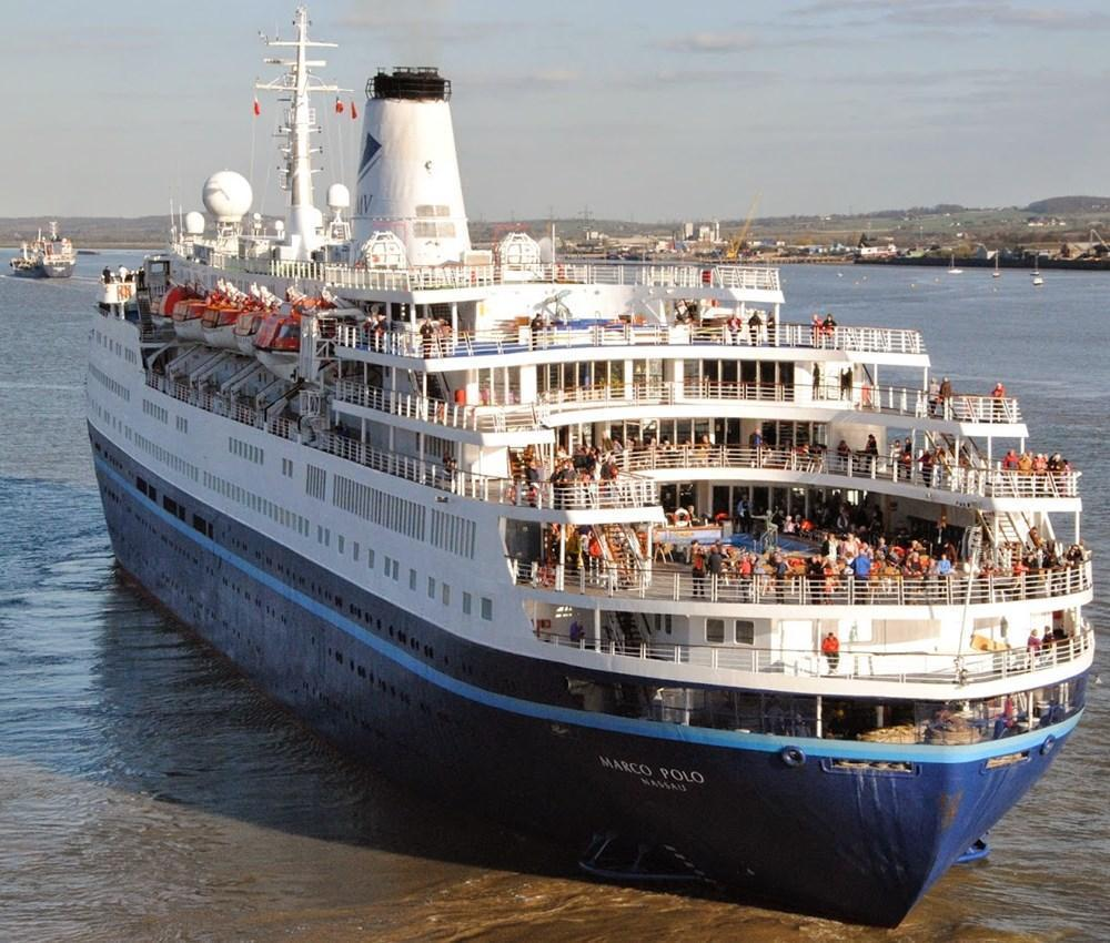 CMV Marco Polo Itinerary, Current Position, Ship Review | CruiseMapper