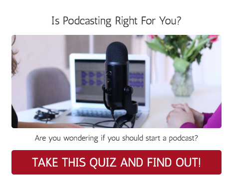 is podcasting right for you quiz cover