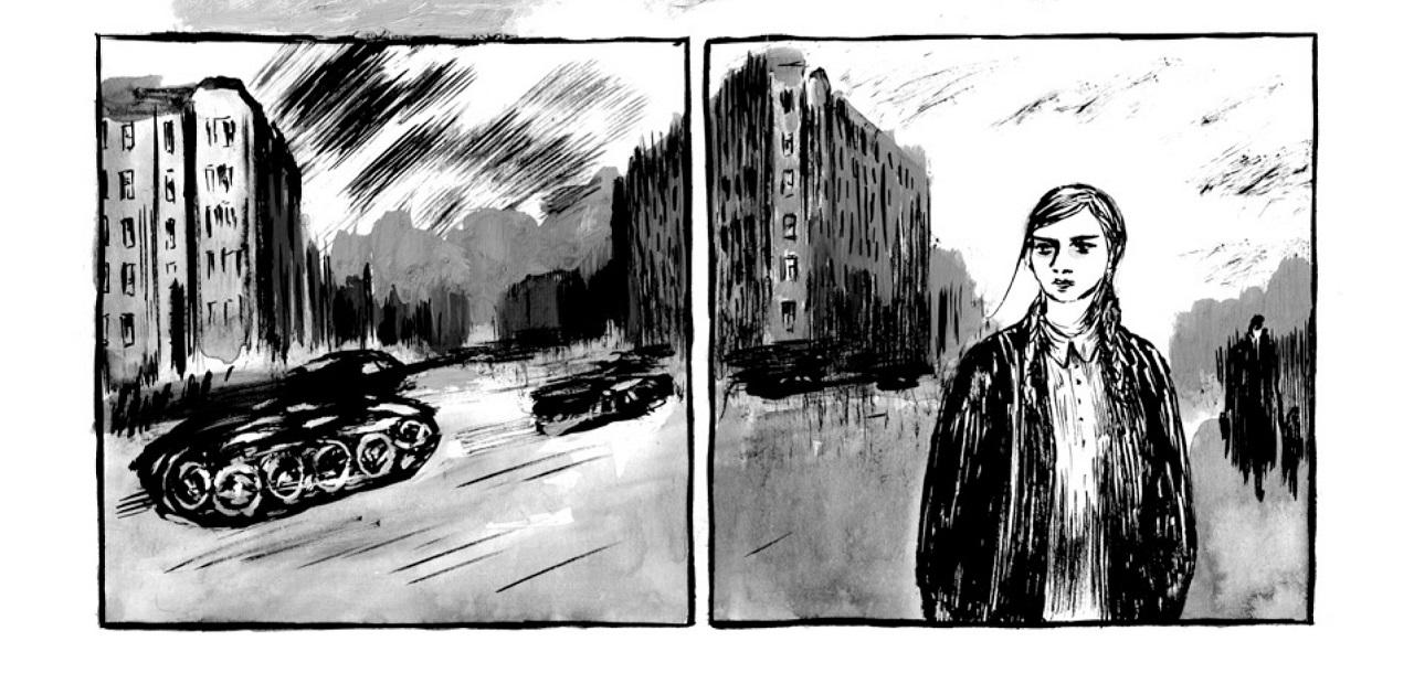«Сурвило» — это история девушки, пережившей блокаду Ленинграда.