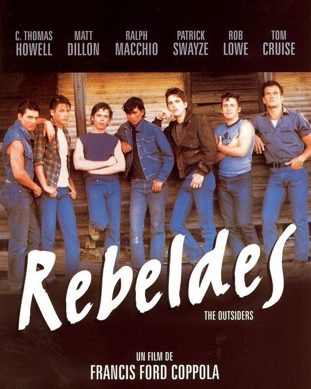 Rebeldes (1983, Francis Ford Coppola)