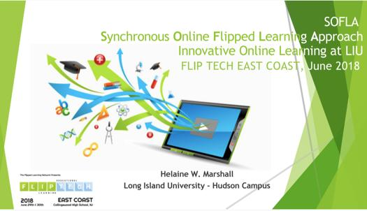 SOFLA Presentation Title Slide - FLIP TECH 2018