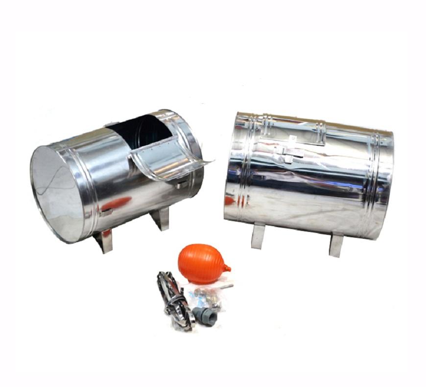 Bình nước phụ cho máy nước nóng năng lượng mặt trời