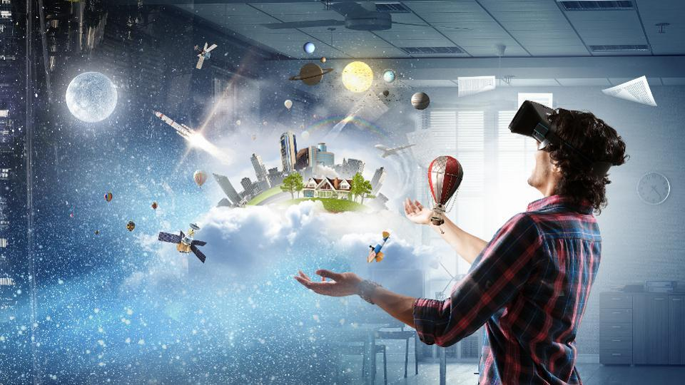 The Important Difference Between Virtual Reality, Augmented ...