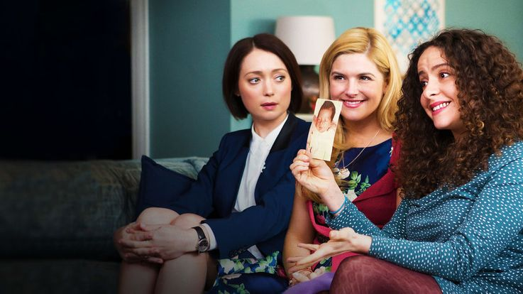 Australia TV shows - Sisters