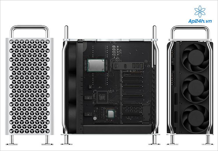 Cấu hình cao nhất của Apple Mac Pro có thể lên tới 1 tỷ đồng