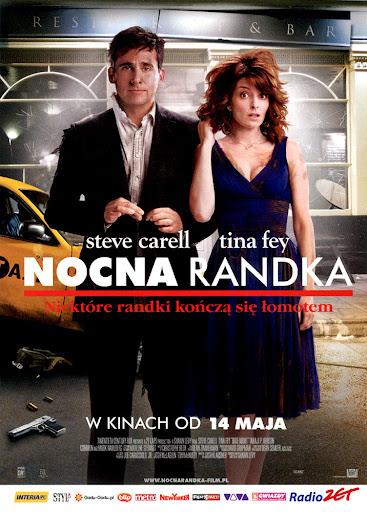 Przód ulotki filmu 'Nocna Randka'