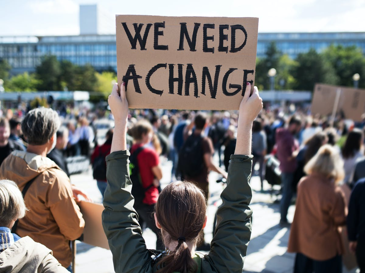A year of resistance: How youth protests shaped the discussion on climate  change