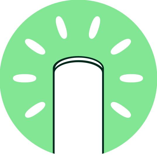 The Allay Lamp logo