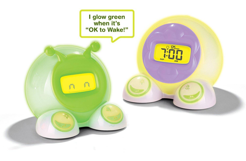 OK to Wake Clock Mirari