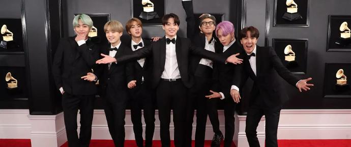 BTS faz história no Grammy Awards 2019!   Bangtan Brasil