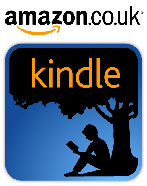 Amazon Kindle UK button