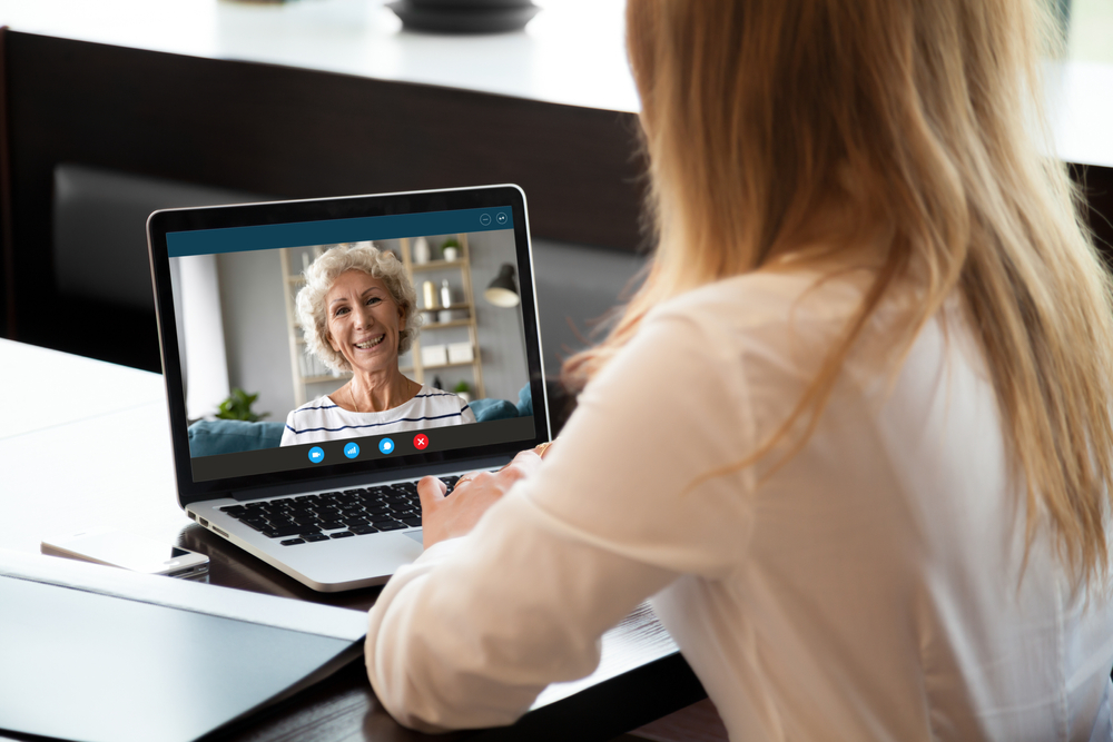 Virtually Connect with Friends and Family