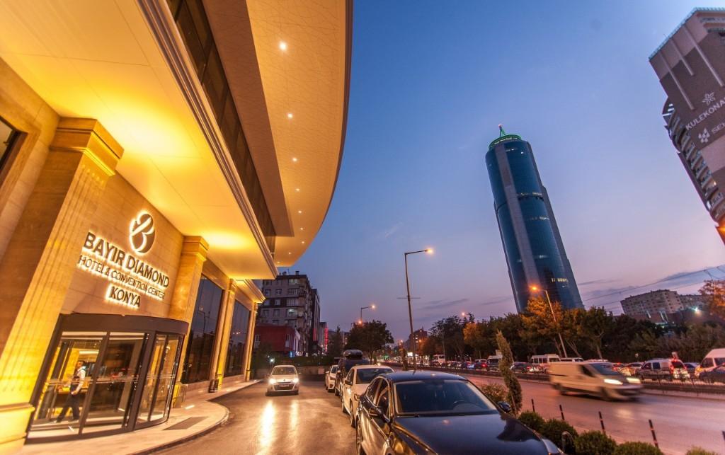Bayır Diamond Hotel & Convention Center Konya