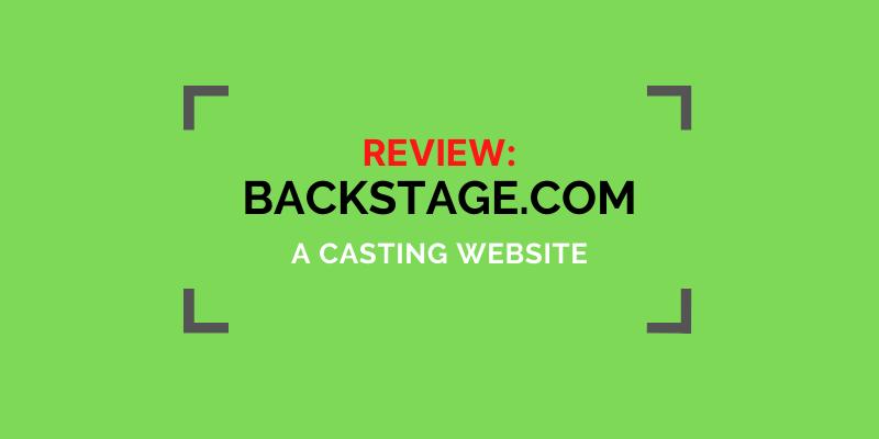 BACKSTAGE.COM Review: Should You be a Member?