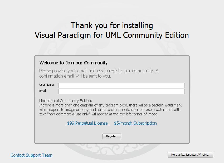 В чем рисовать UML,