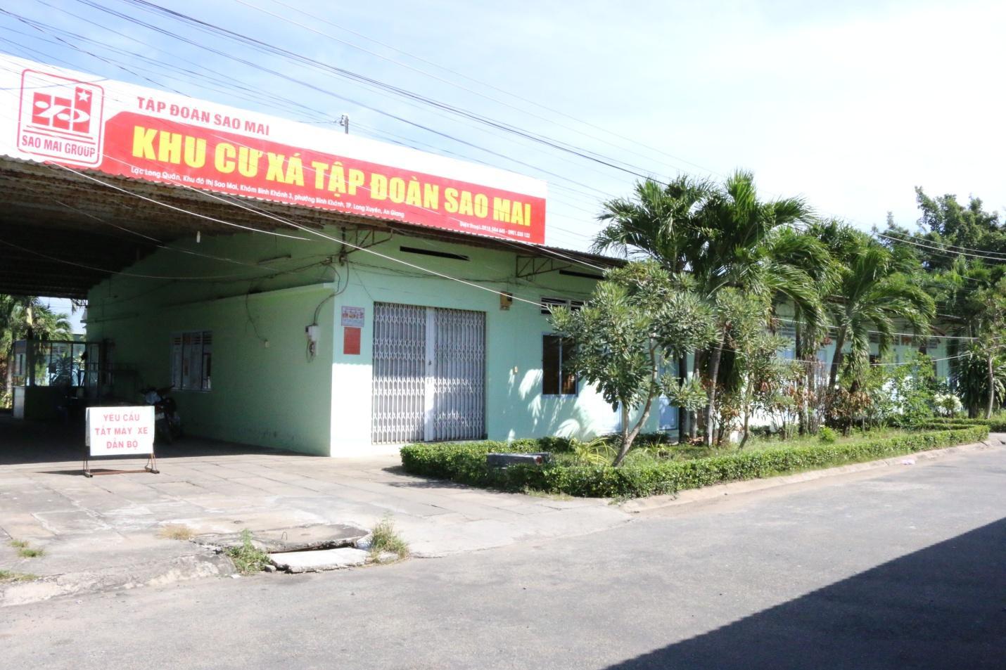 THÔNG BÁO V/v: Thuê phòng trọ tại Khu cư xá Sao Mai Bình Khánh