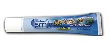 image of Secure Smile denture adhesive