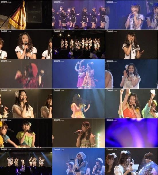 "(LIVE)(公演) SKE48 チームS ""制服の芽"" 宮前杏実の生誕祭 140913"