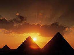 Лечение цветными пирамидами