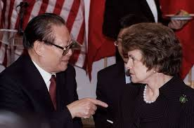China Queen Dianne Feinstein Used Her Senate Power to Push Most ...