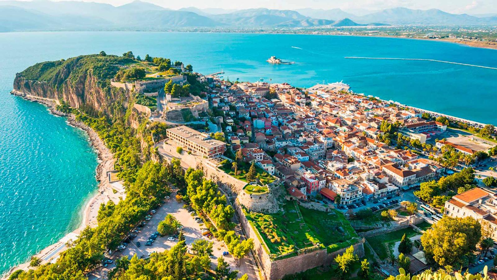 Почему стоит отдыхать на Пелопонессе