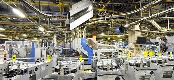 Kỹ thuật điều khiển giúp nâng cao năng suất sản xuất rõ rệt