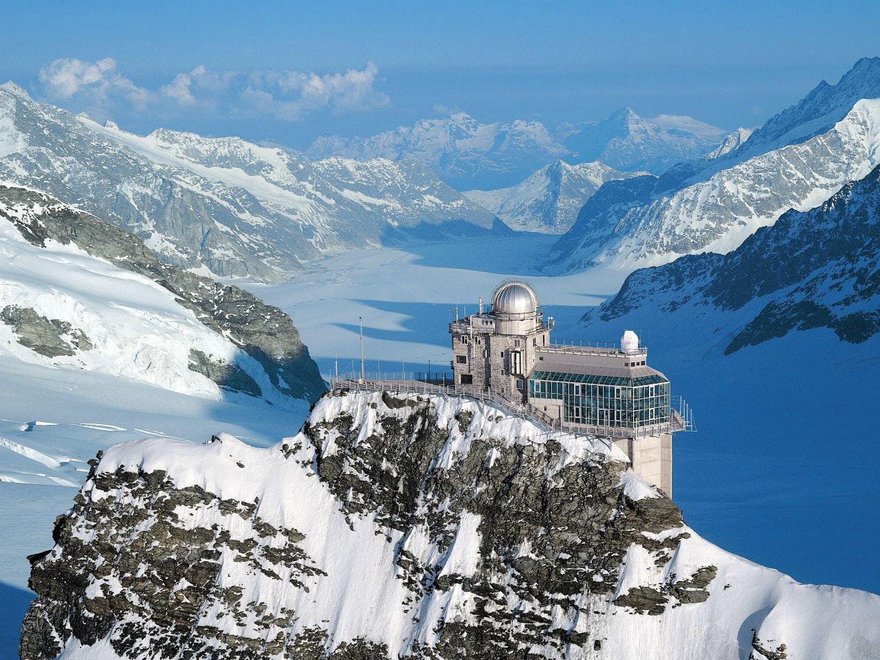 Resultado de imagen de jungfraujoch
