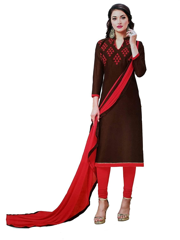 How to wear salwar kameez to work 4