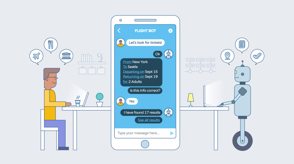 Why the World Needs Chatbots. When Facebook announced the Messenger… | by  Akshay Kulkarni | Chatbots Magazine