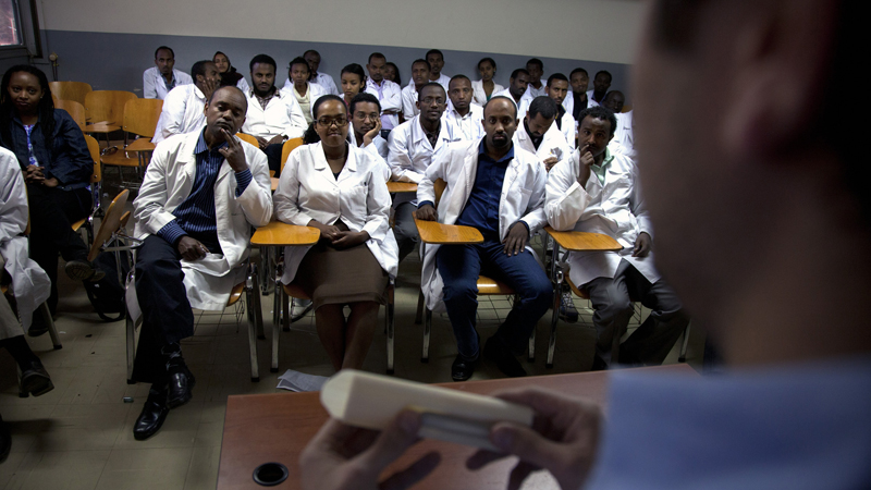A Training Transformation In Reproductive Health Devex