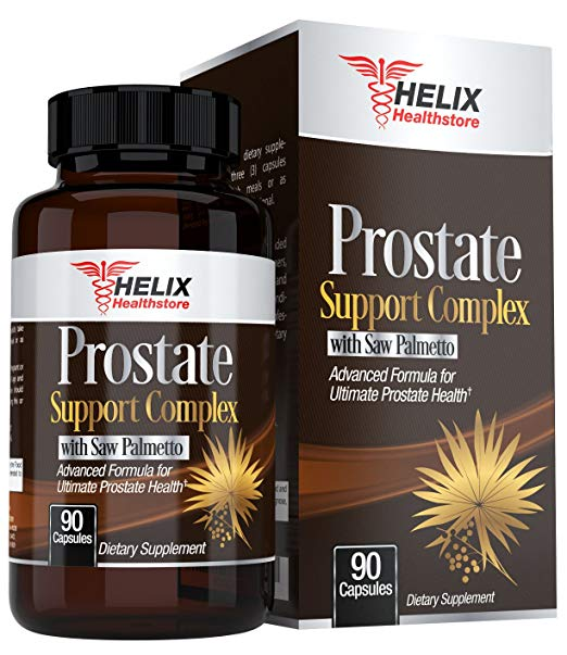 image of Helix Healthstore prostate supplement