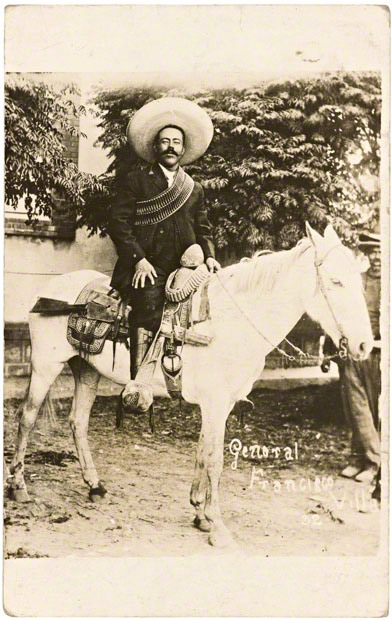 General Francisco (Pancho) Villa / D. W. Hoffman