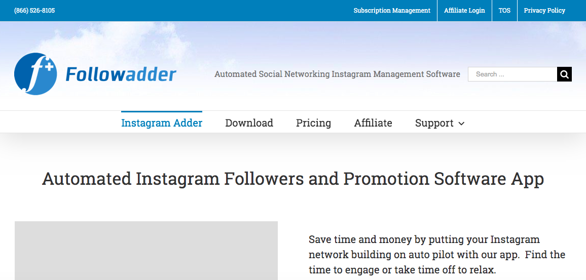 Followadder