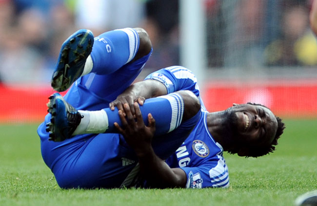 See Pictures of Players Who Were Never the Same After Injuries