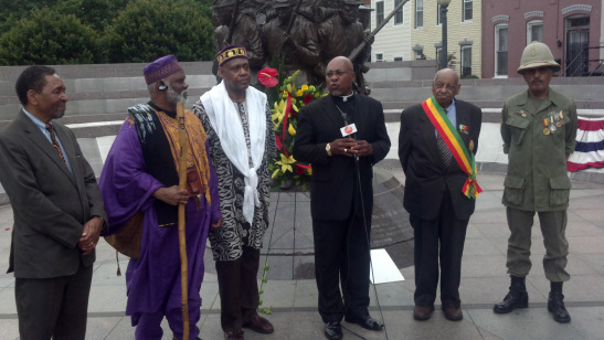 The 2nd Annual Pan-African Victory Day Celebration-photo-Matt Andrea