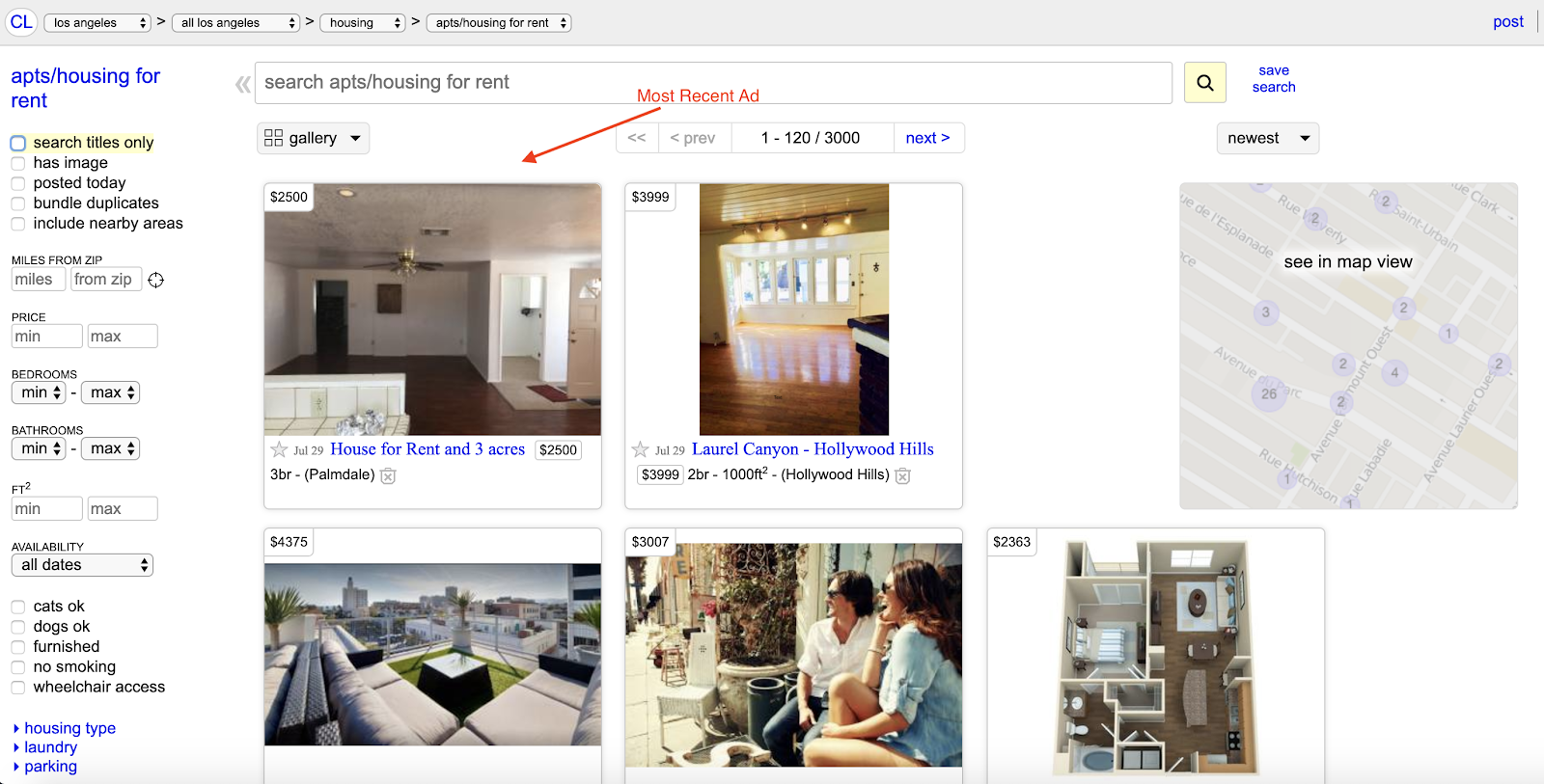 How to Rent your Apartment on Craigslist in 2019