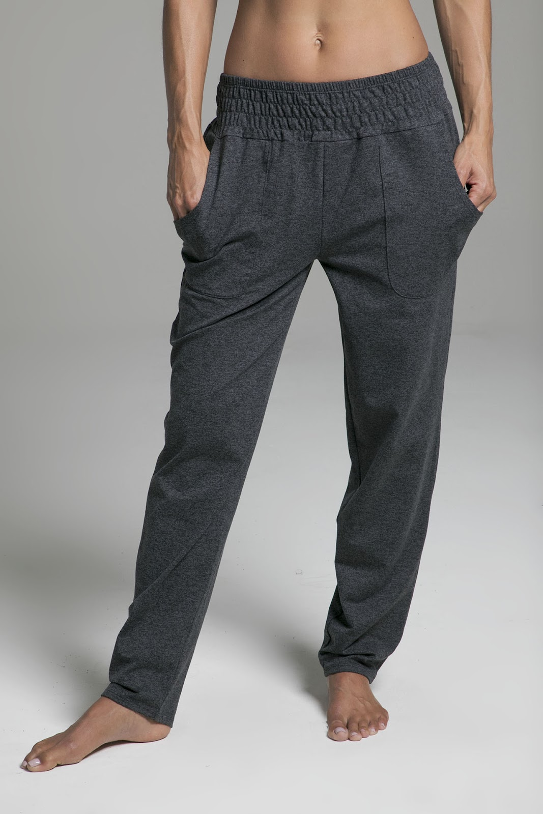 Knit Slouchy Pant