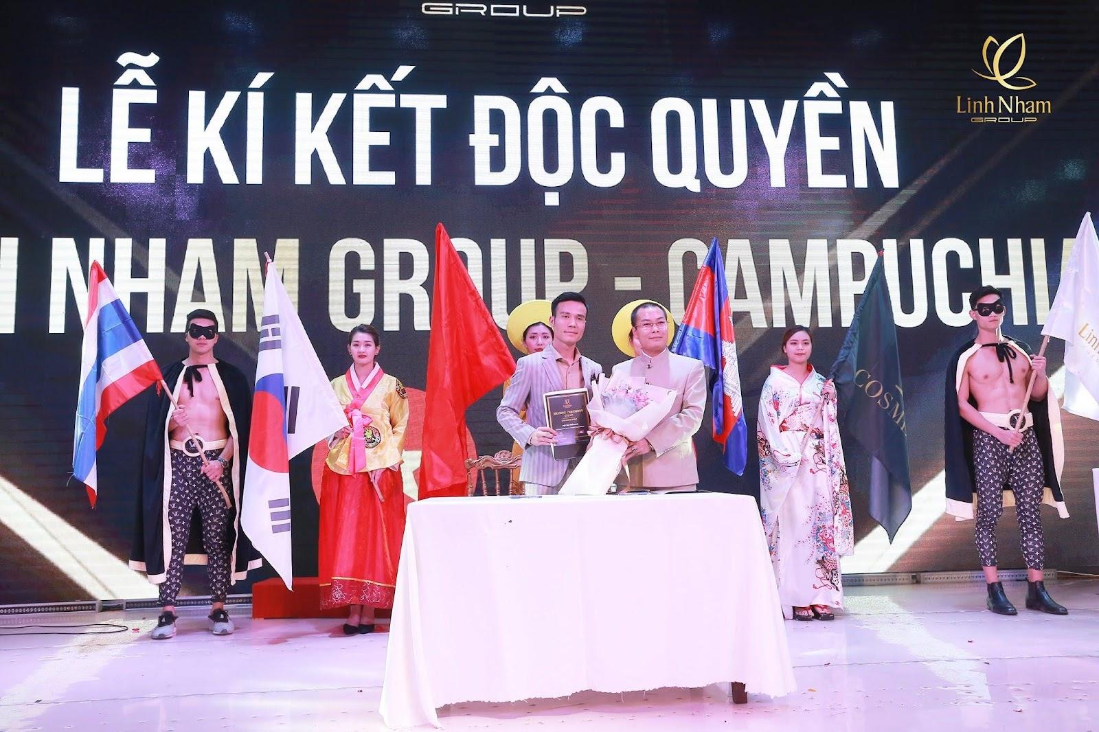 Linh Nham Group ký kết hợp tác với Viện thẩm mỹ quốc tế Han Beauty - Ảnh 6