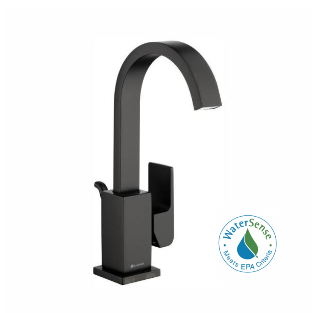 arched faucet