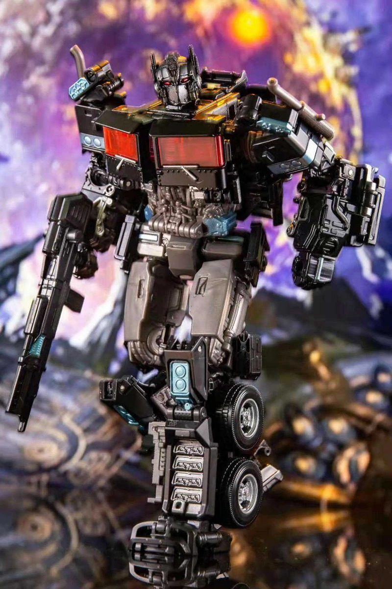 "Transformation Toy 5/"" Combat Commander Fit For Optimus Prime Action Figure"