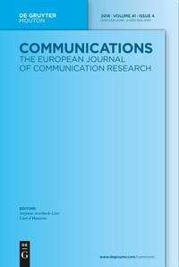 Test Cover Image of:  Communications