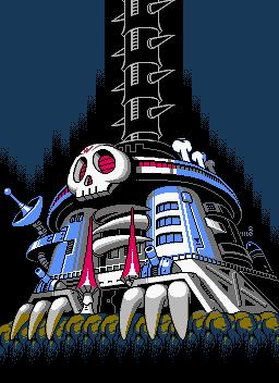 Image result for wily castle mega man 10