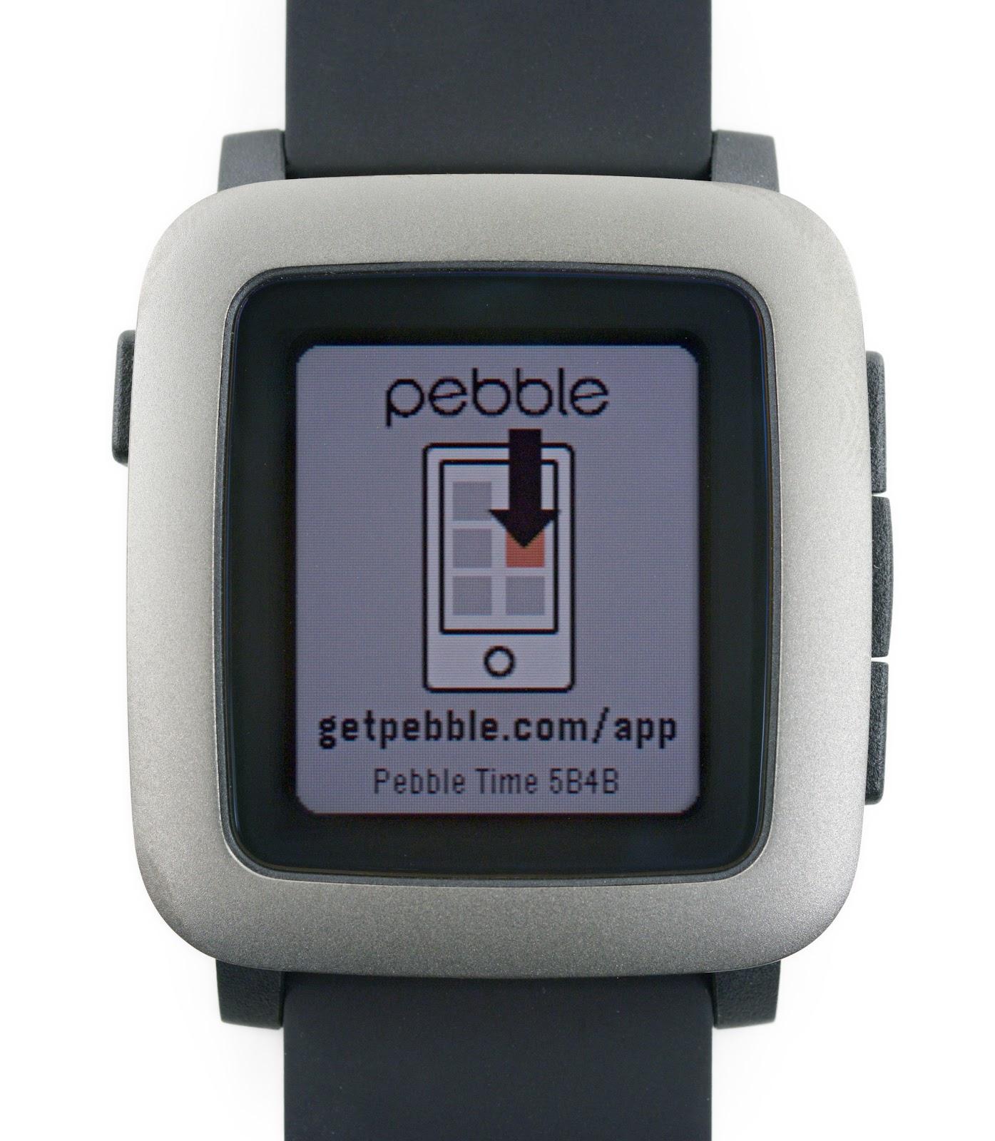 Pebble - 维基百科,自由的百科全书